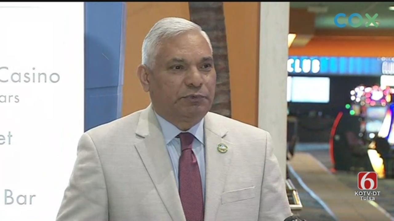 WATCH: Muscogee (Creek) Nation Announces Reopening Of River Spirit Casino