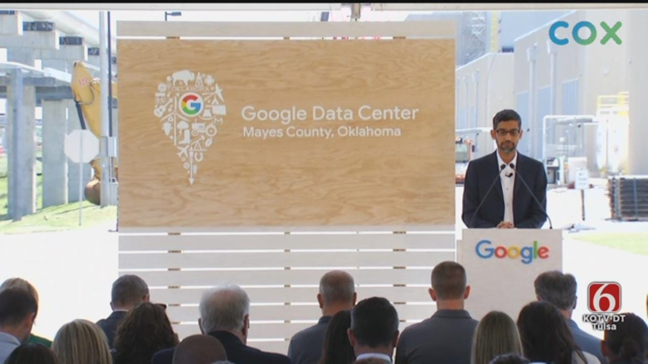WATCH: Google CEO Holds Moment Of Silence For Pryor Employee Killed In Car Crash