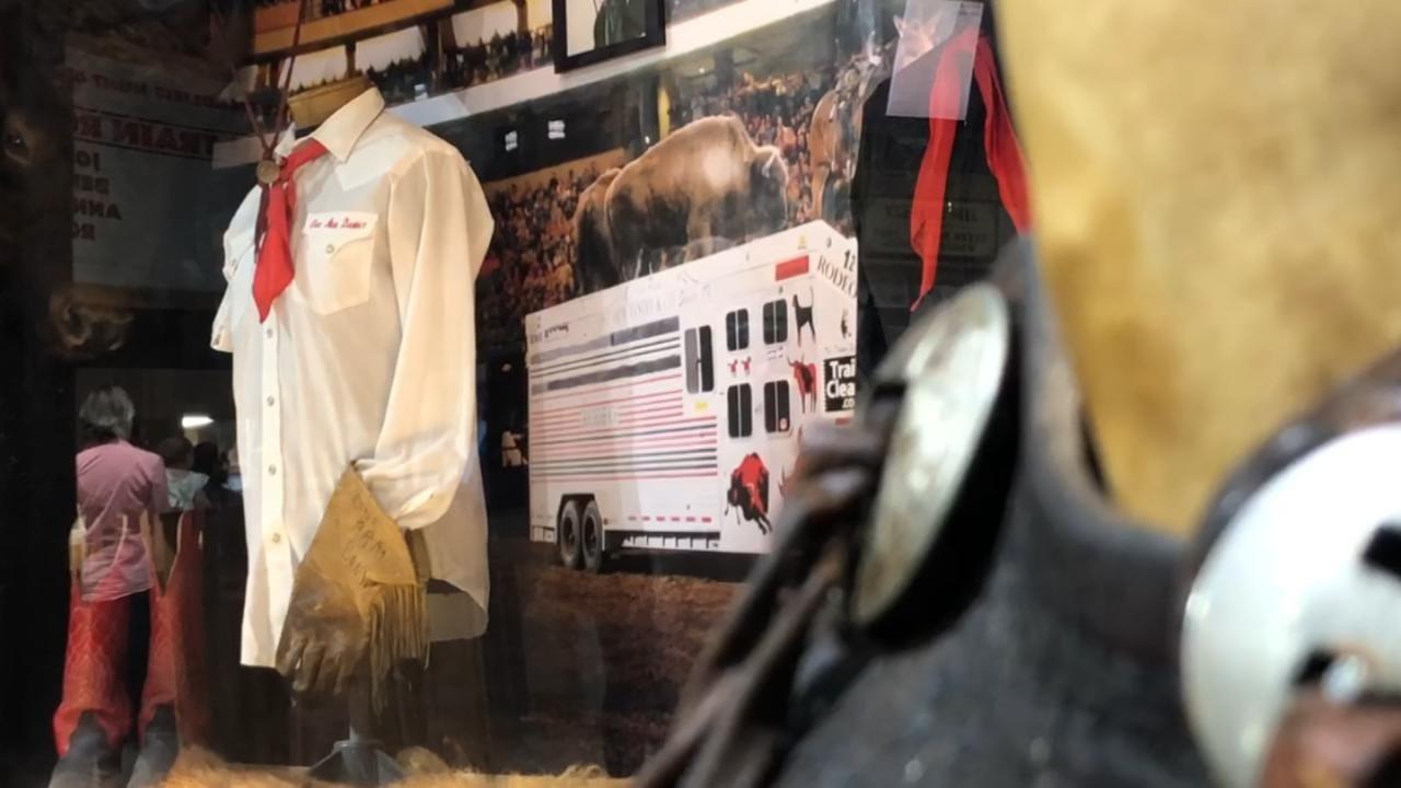 Ben Johnson Cowboy Museum Opens In Pawhuska