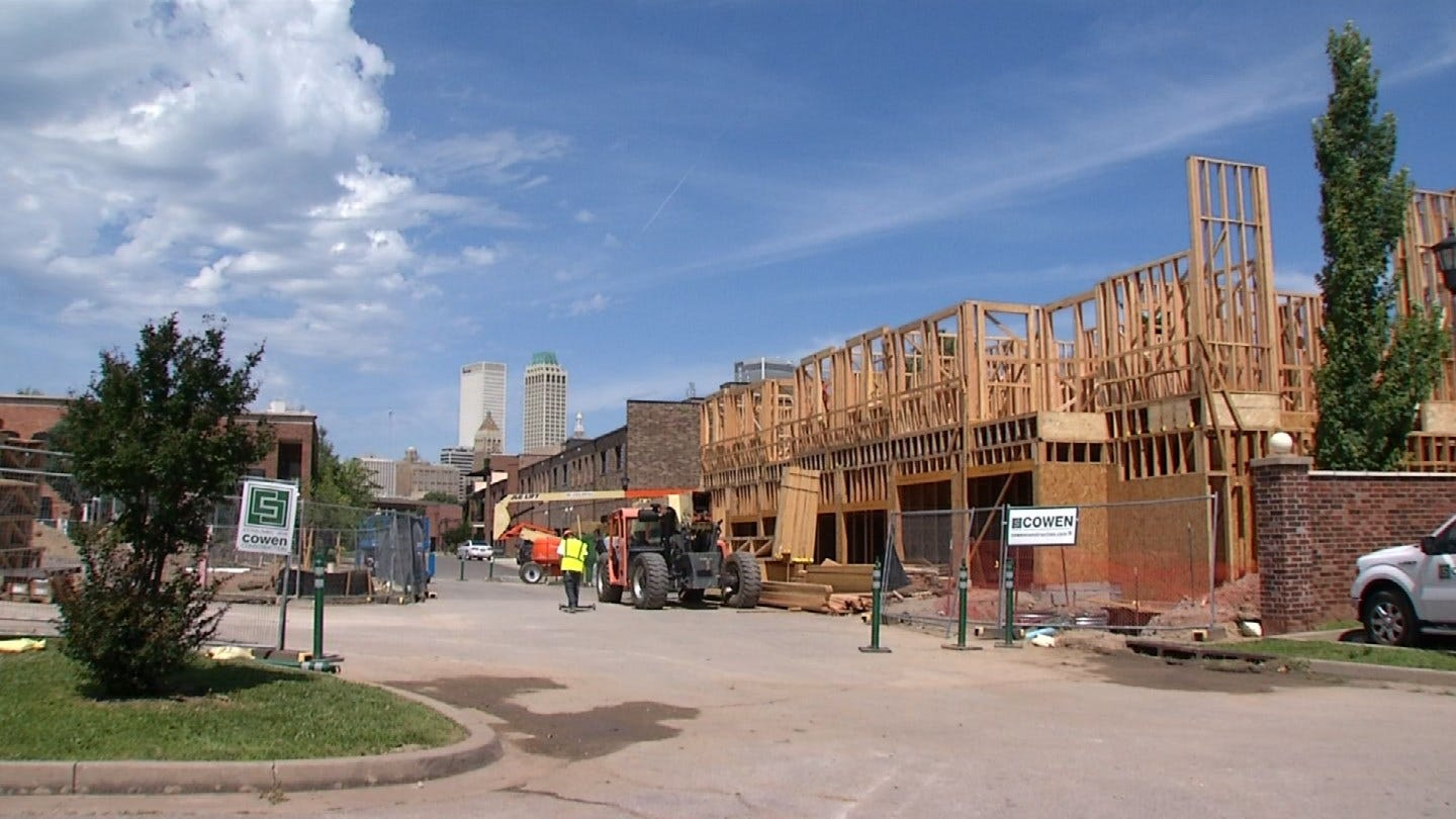 City Of Tulsa To Conduct Downtown Housing Study