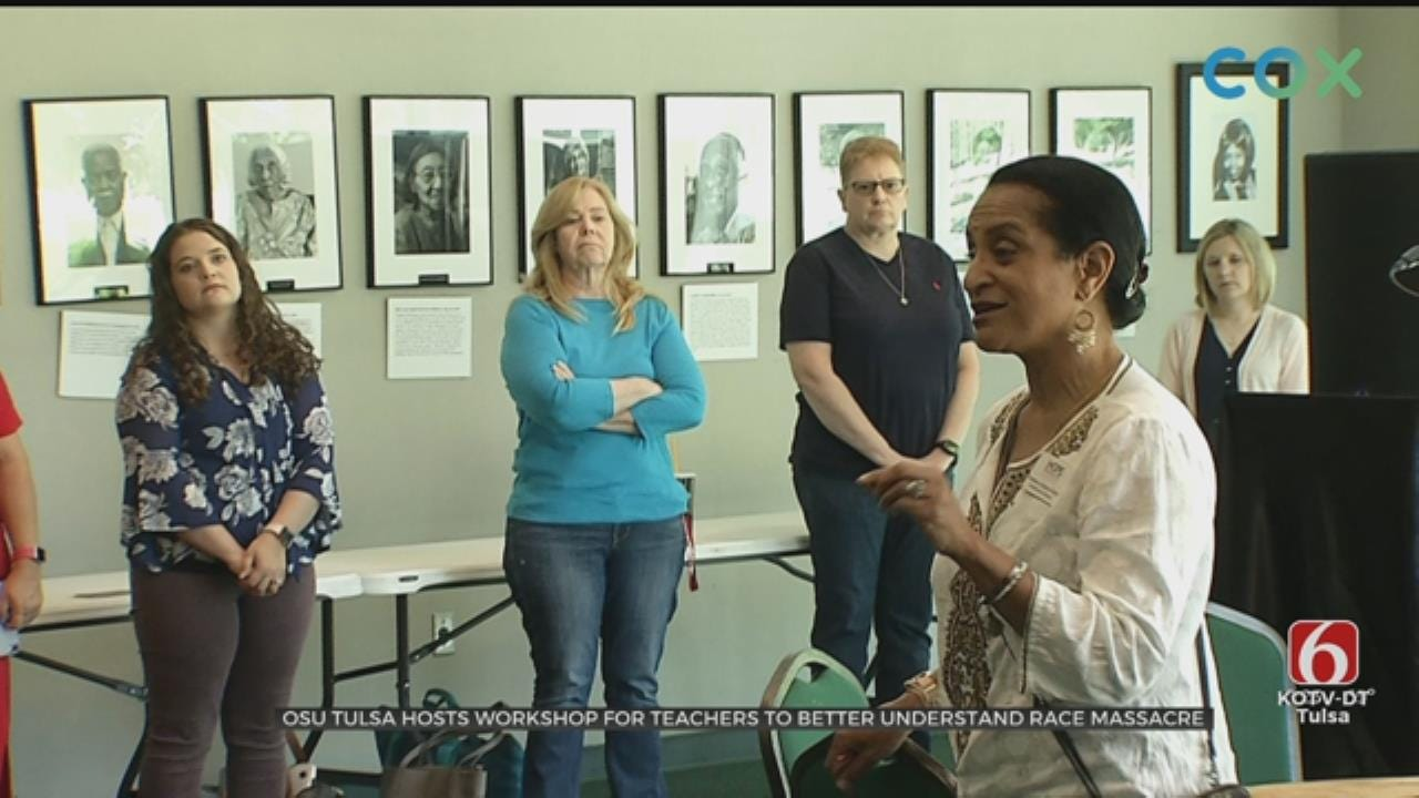 OSU Tulsa Offering Workshop On Tulsa Race Massacre