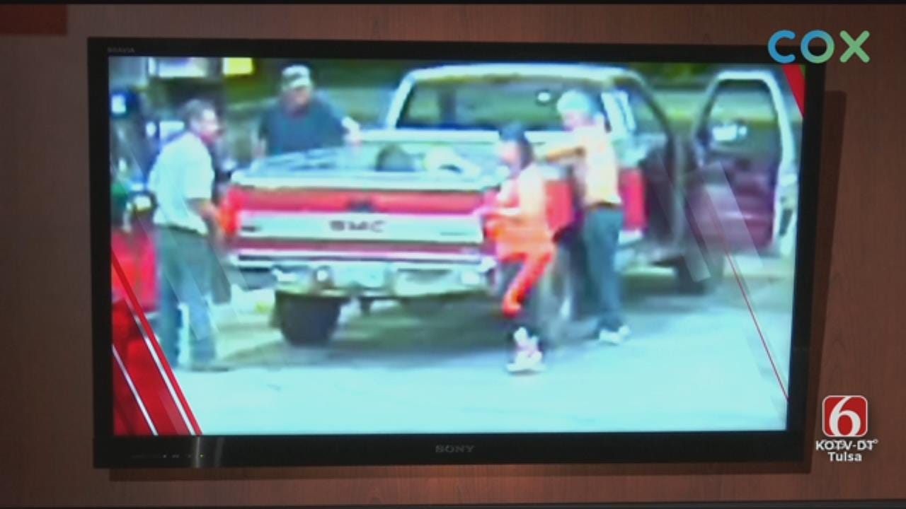 Broken Arrow Police Searching For Suspects In Car Theft