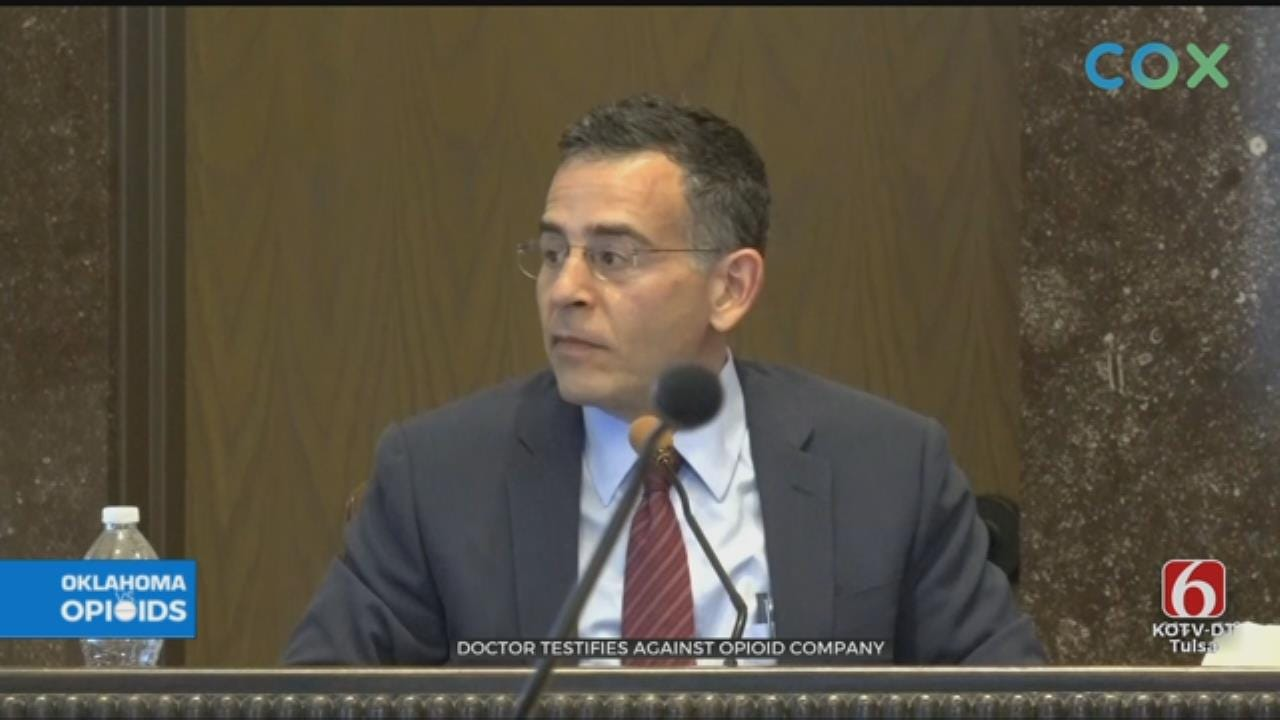 Doctor Testifies In Day 11 Of Oklahoma's Opioid Trial