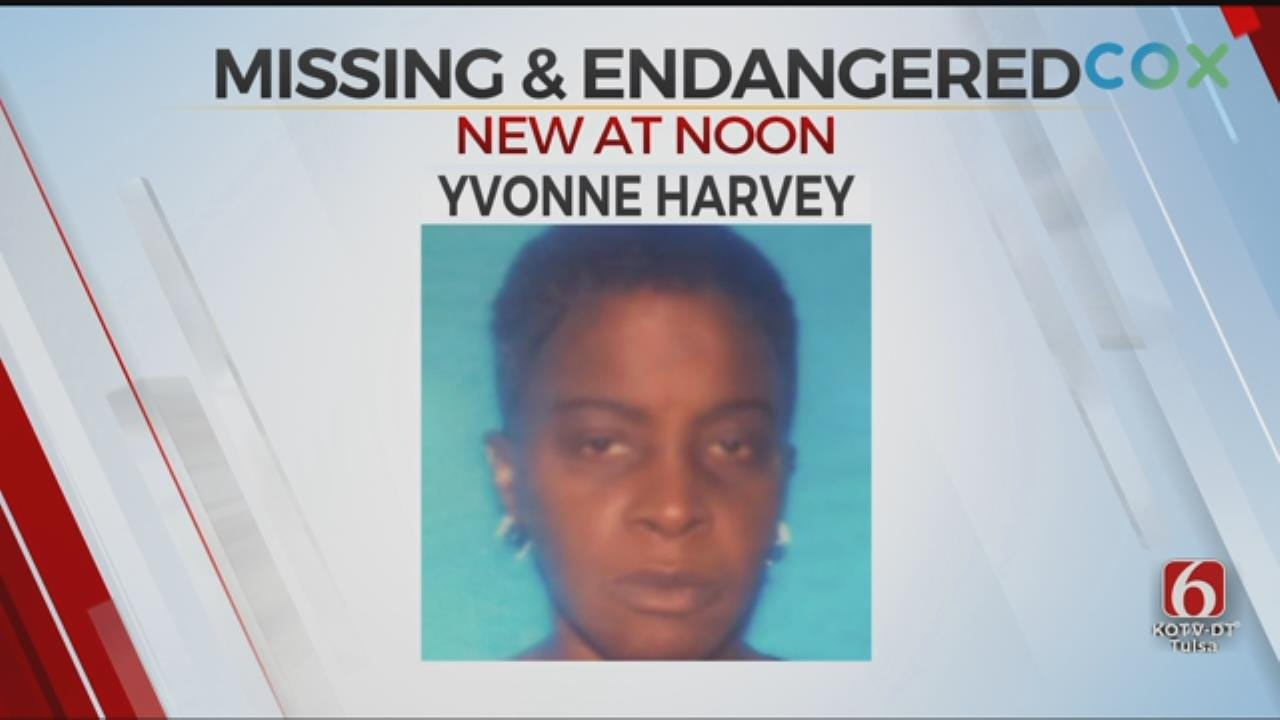 Tulsa Police Search For Missing Woman