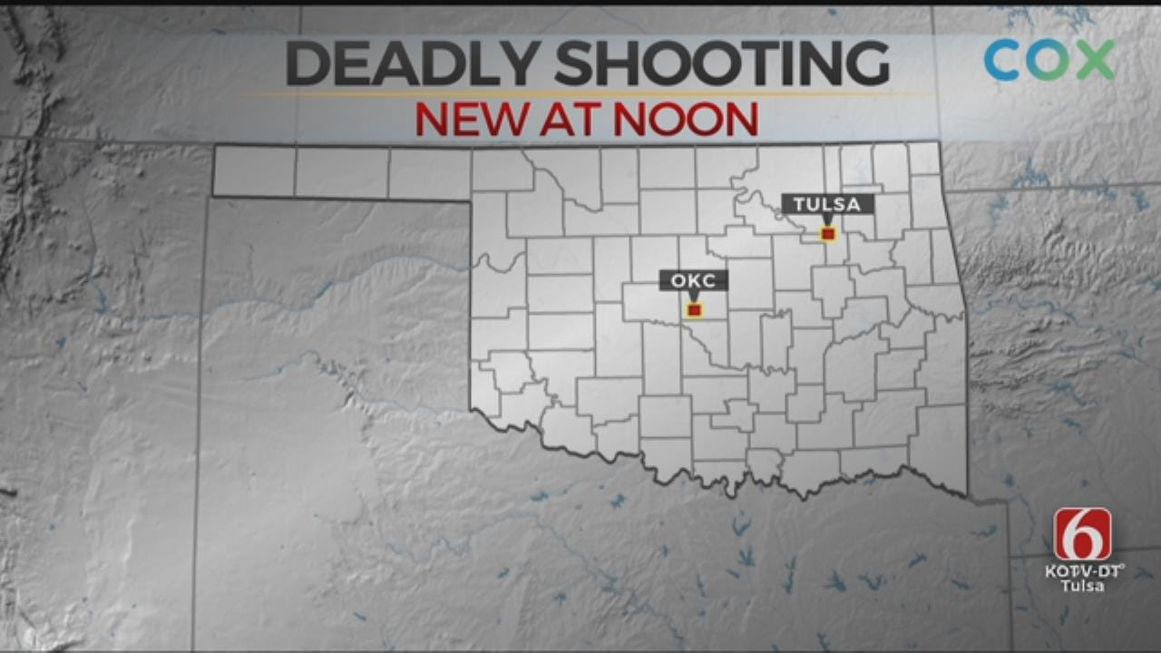 OSBI: LeFlore Co. Deputy Shoots, Kills Man Holding Knife On Store Clerk