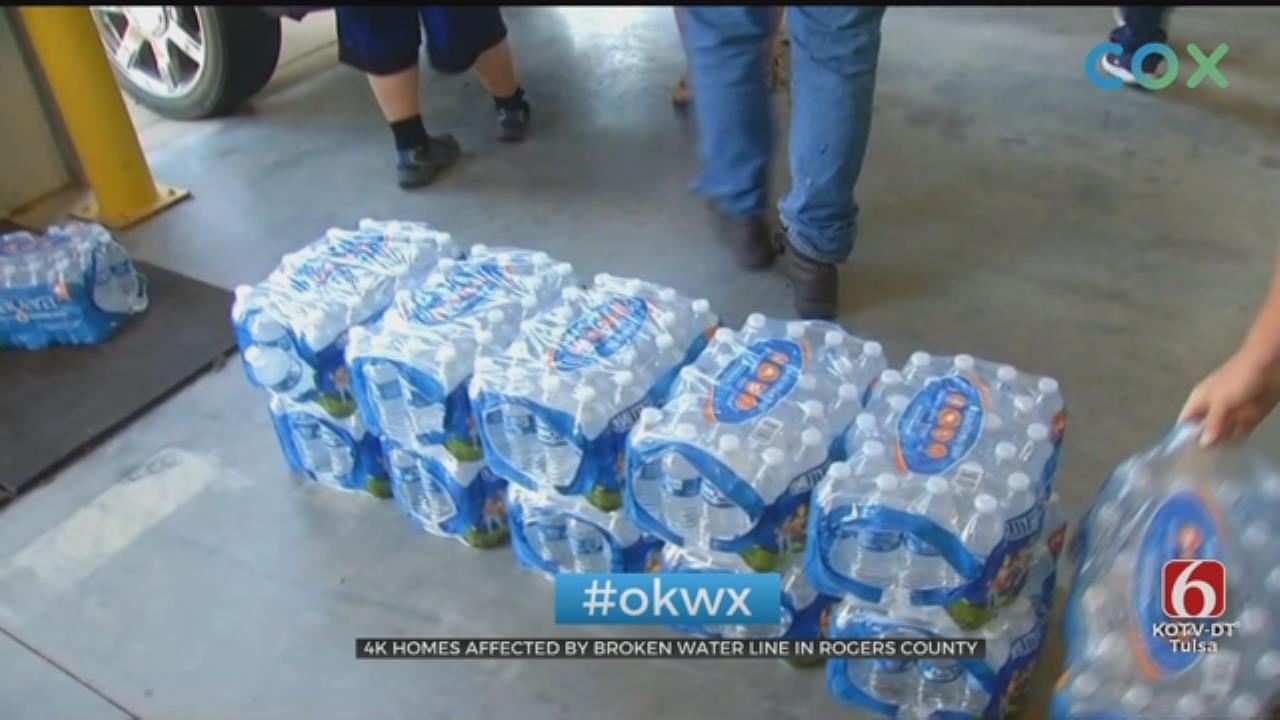 Residents Of Foyil Asked To Boil Water Due To Waterline Breaks