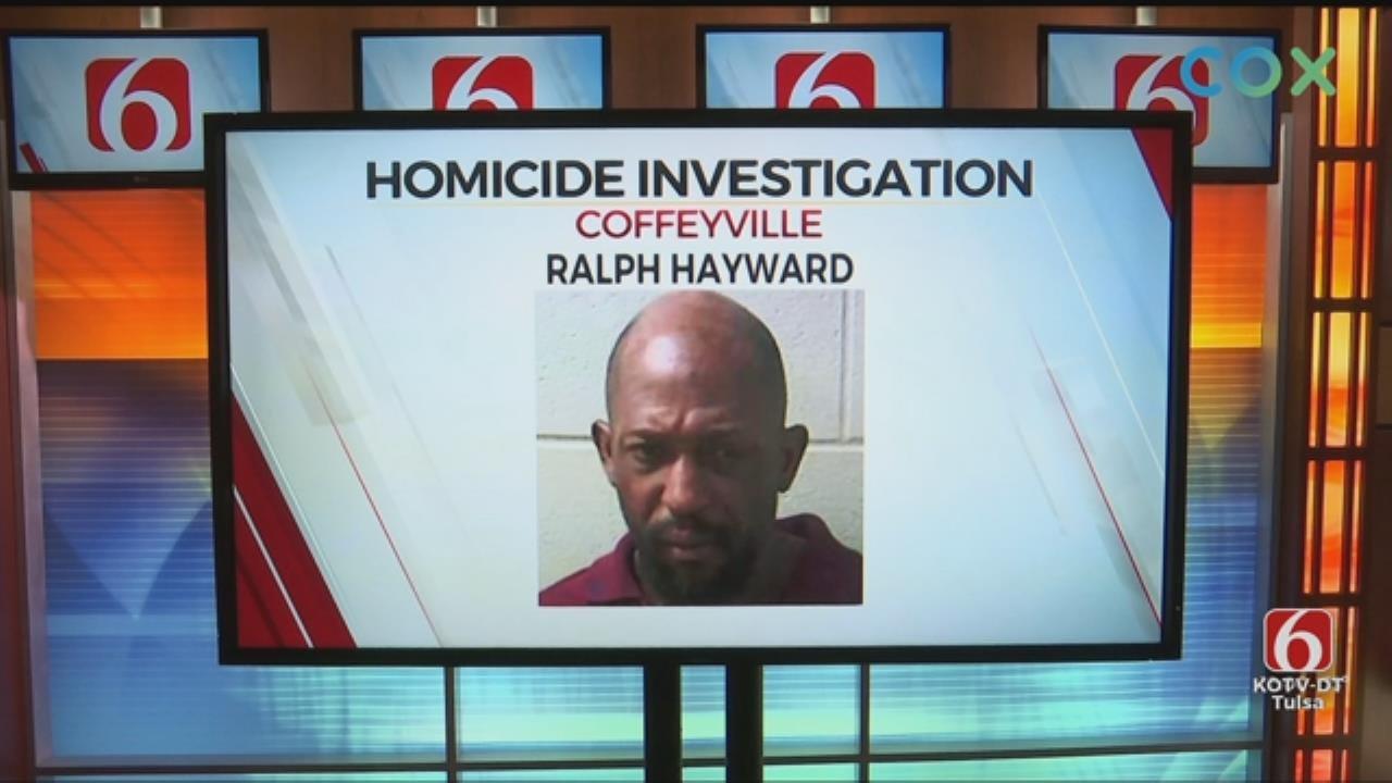 Coffeyville Police Investigate Suspected Homicide