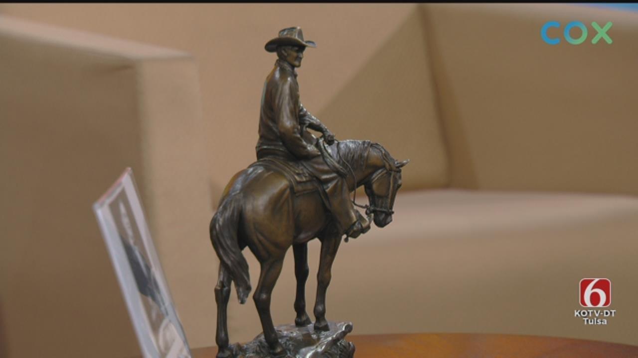 Cowboy Museum To Open In Pawhuska