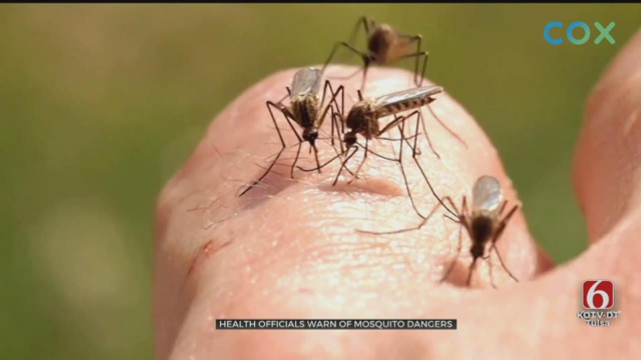 First Case Of West Nile Virus Confirmed In Tulsa County