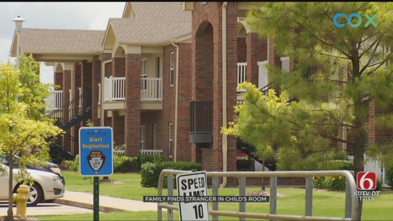 Police Investigating Owasso Home Break-In After 12-Year-Old Awakes Screaming