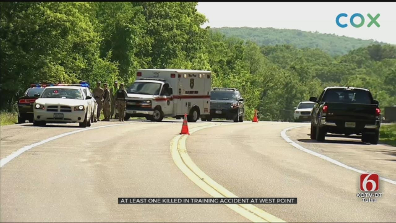 West Point Cadet Killed, 20 Wounded In Training Accident