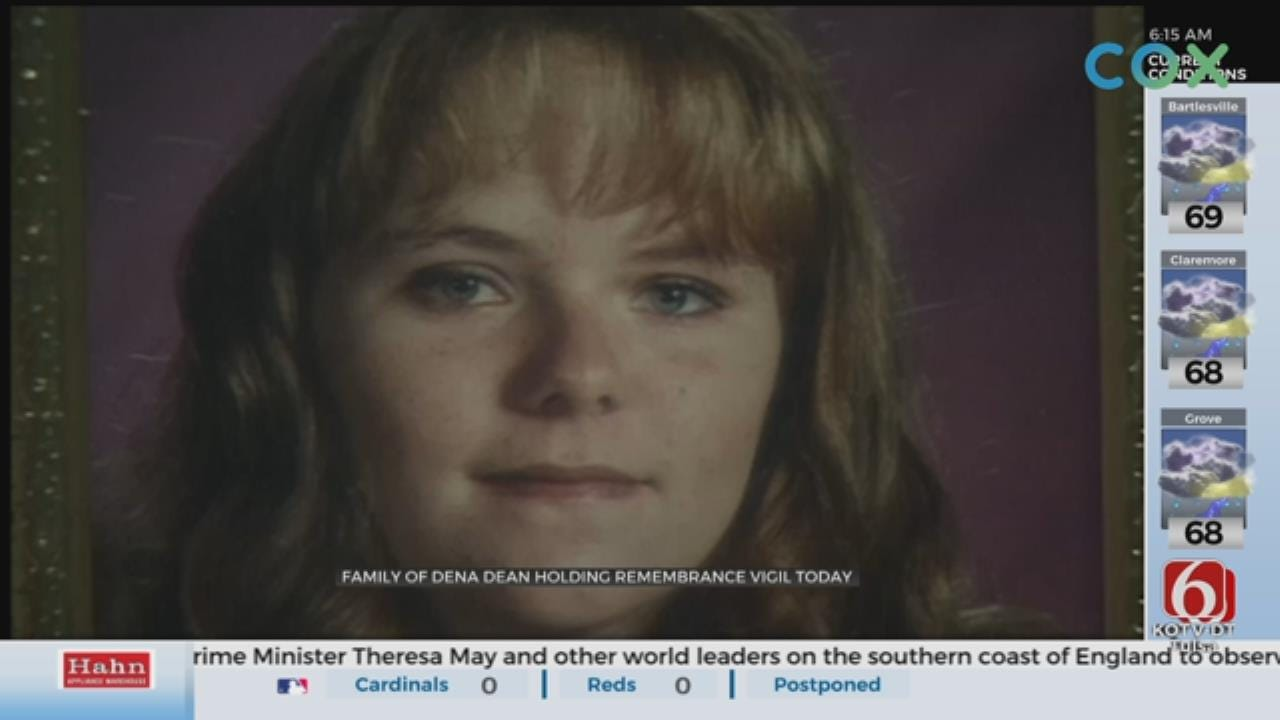 Unsolved Murder: Family Remembers Tulsa Teenager Murdered 21 Years Ago