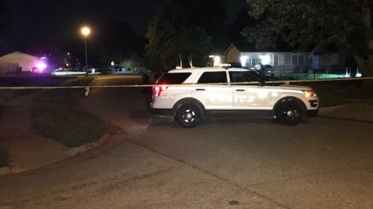 Tulsa Homes Damages After Shots Fired