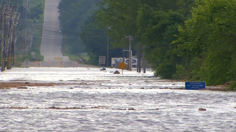 FEMA Helping Wagoner County Flood Victims