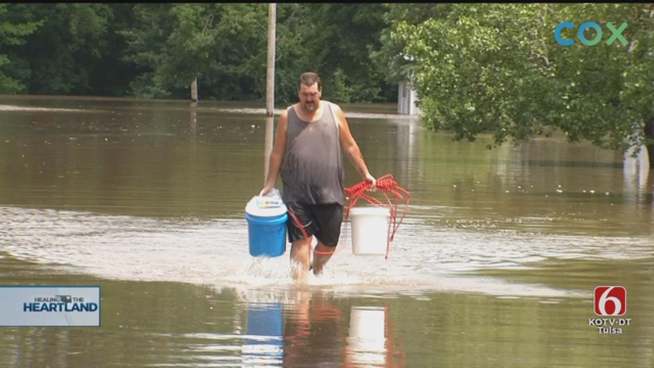 Flooding in Eastern Oklahoma Impacts Thousands
