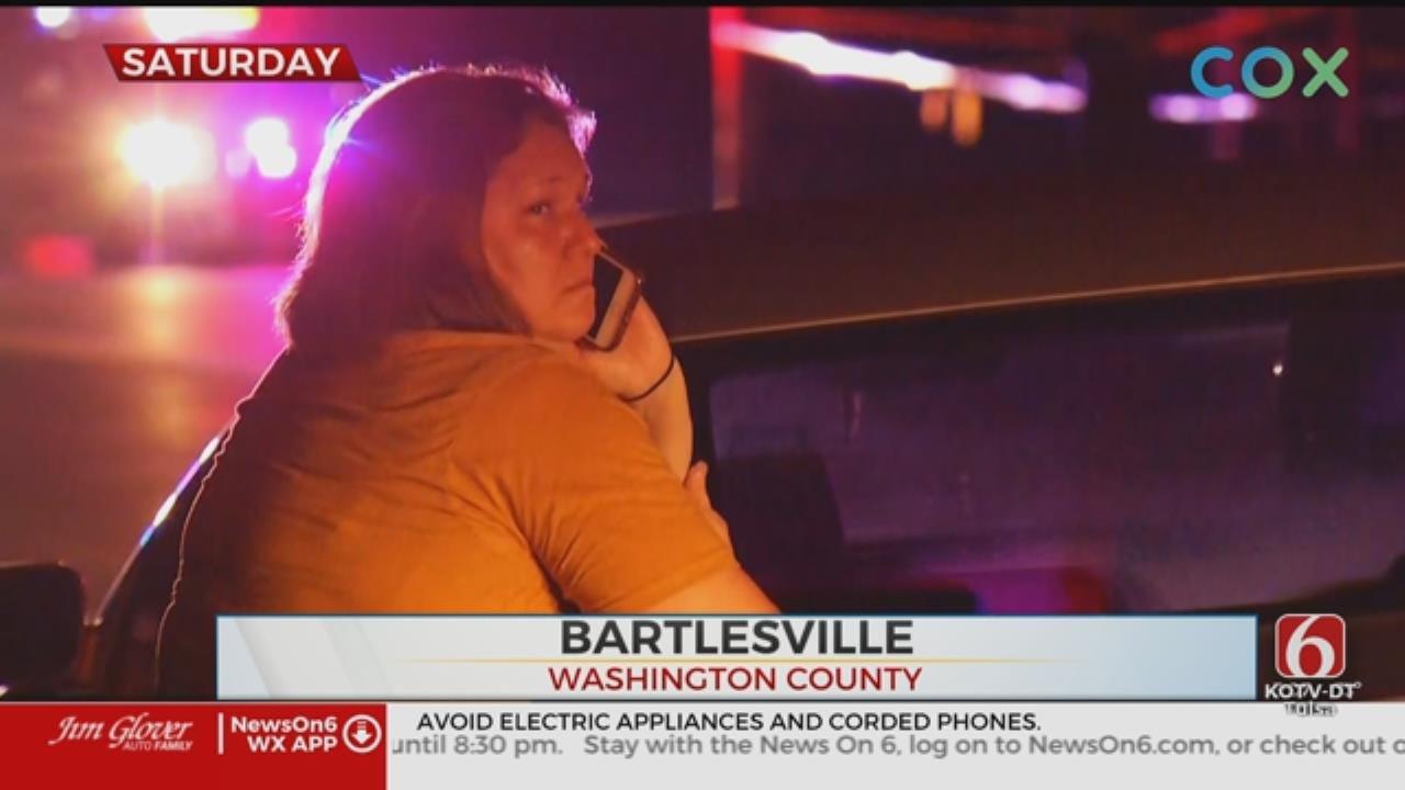 OSBI Investigating After Officer-Involved Shooting In Bartlesville