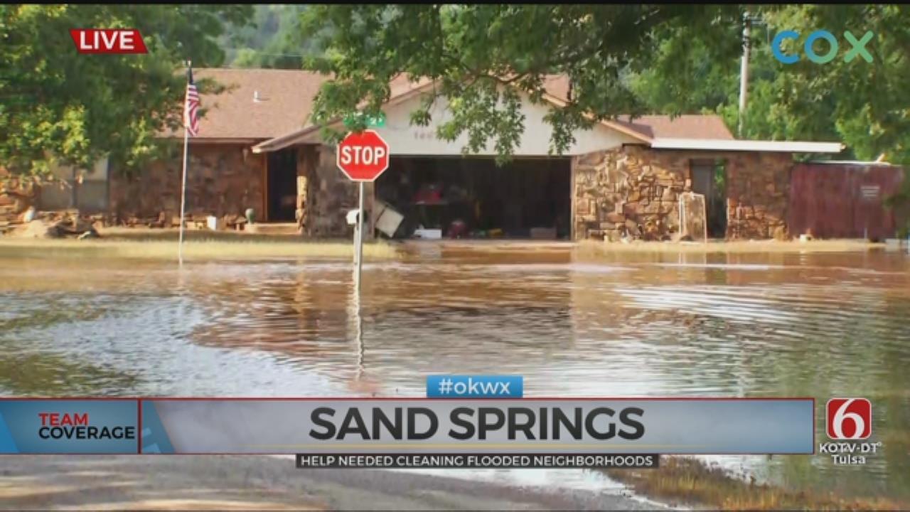 Volunteers Needed To Help Flood Victims Saturday