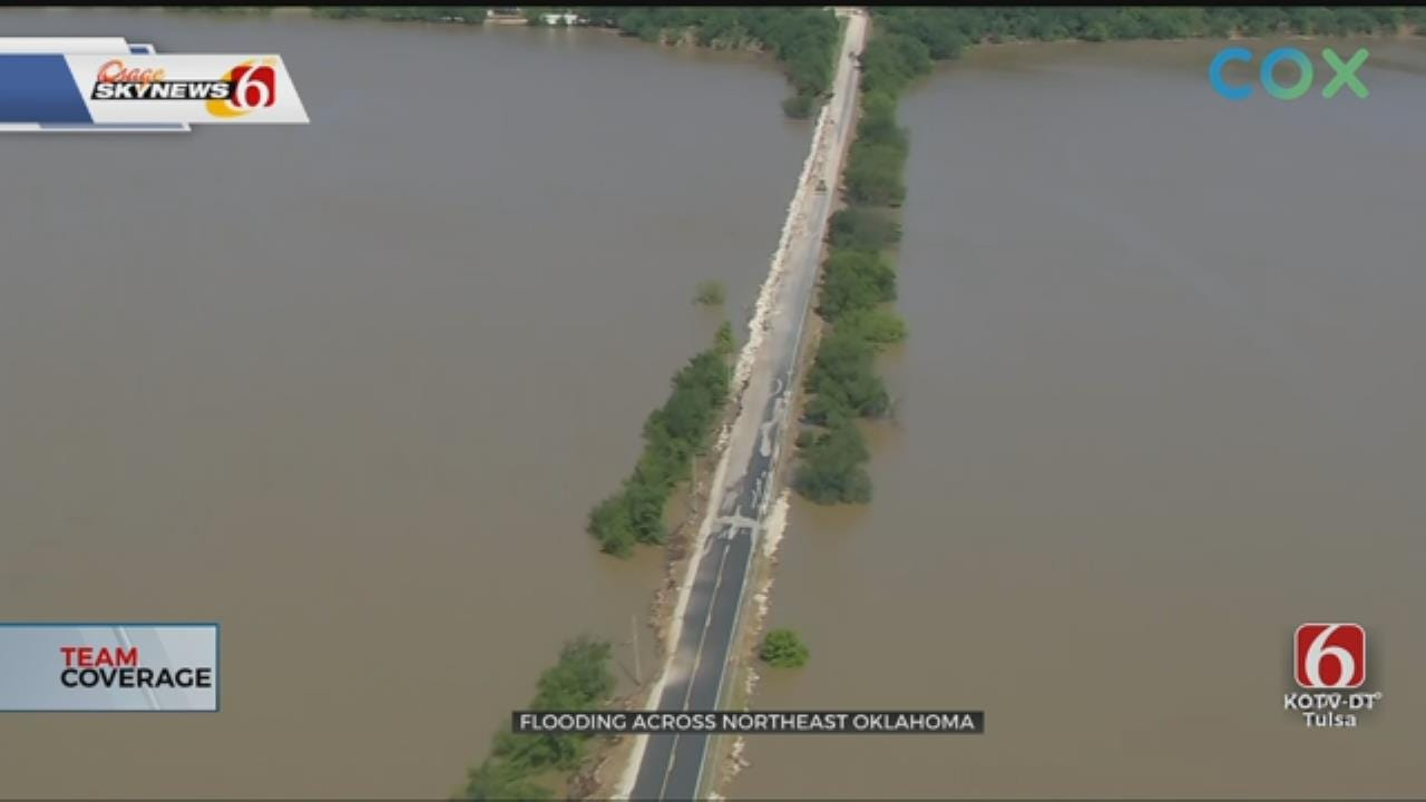Scale Of Oklahoma Flooding Hard To Grasp