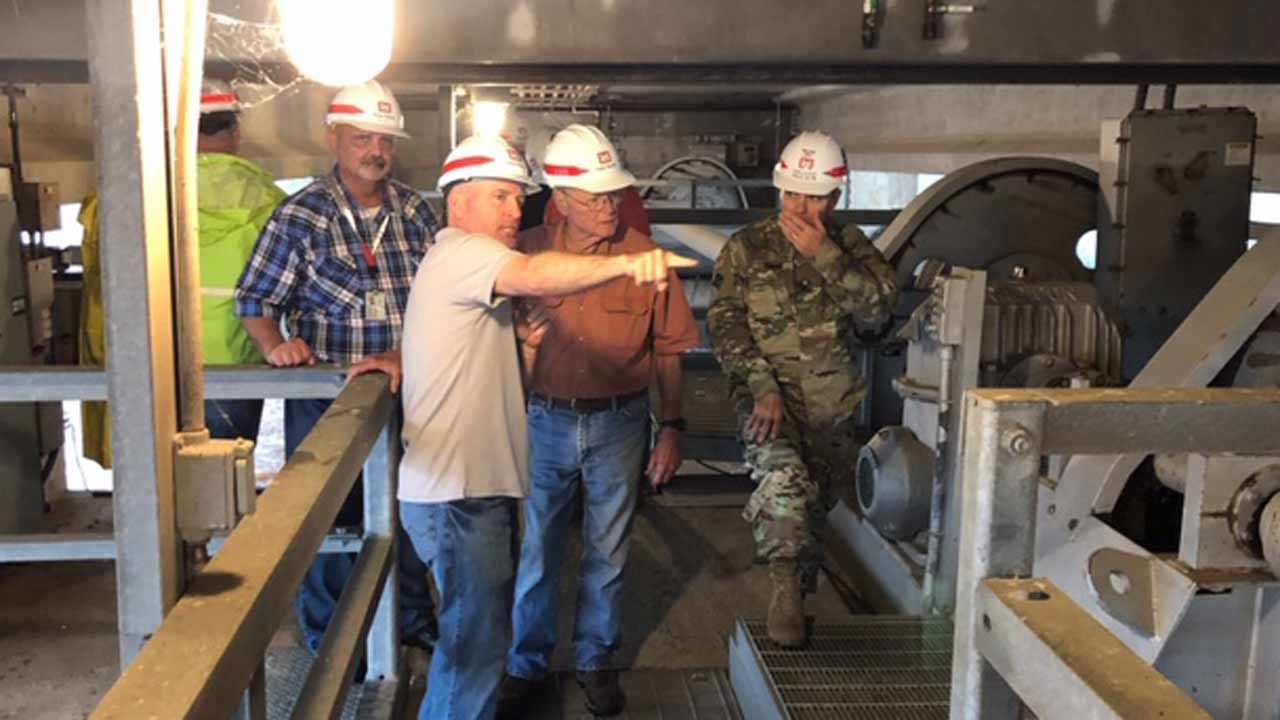 Corps Of Engineers Hopes To Reduce Keystone Outflow Levels