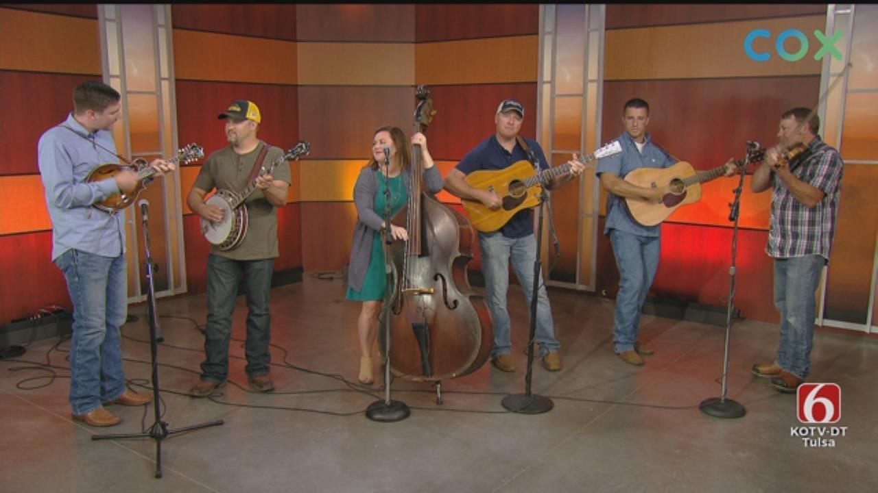 Fire Lane Band To Play Tallgrass Music Festival