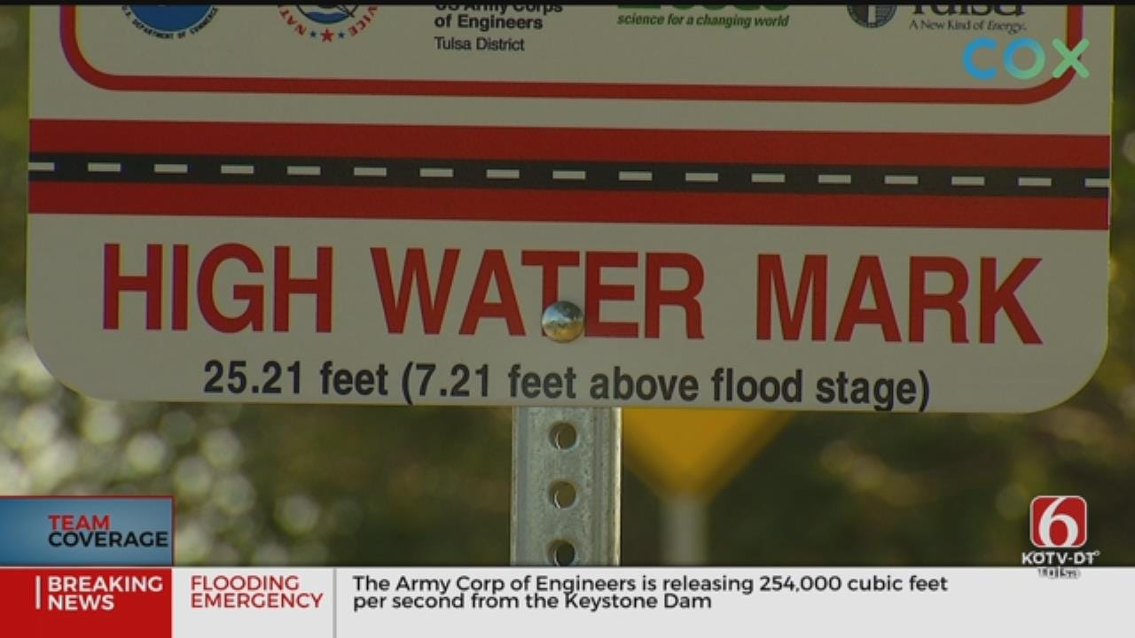 Mike Grogan Explains How Recent Floods Compare To Those Of 1986