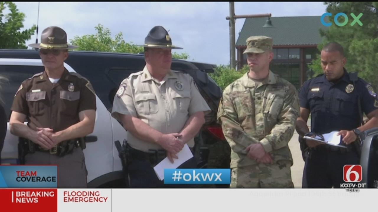 Law Enforcement Urges Caution On Lakes For Memorial Day