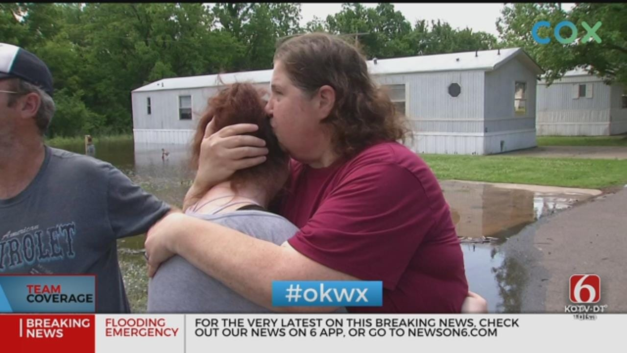 Endangered Muskogee County Residents Urged To Evacuate 'Catastrophic Flooding'