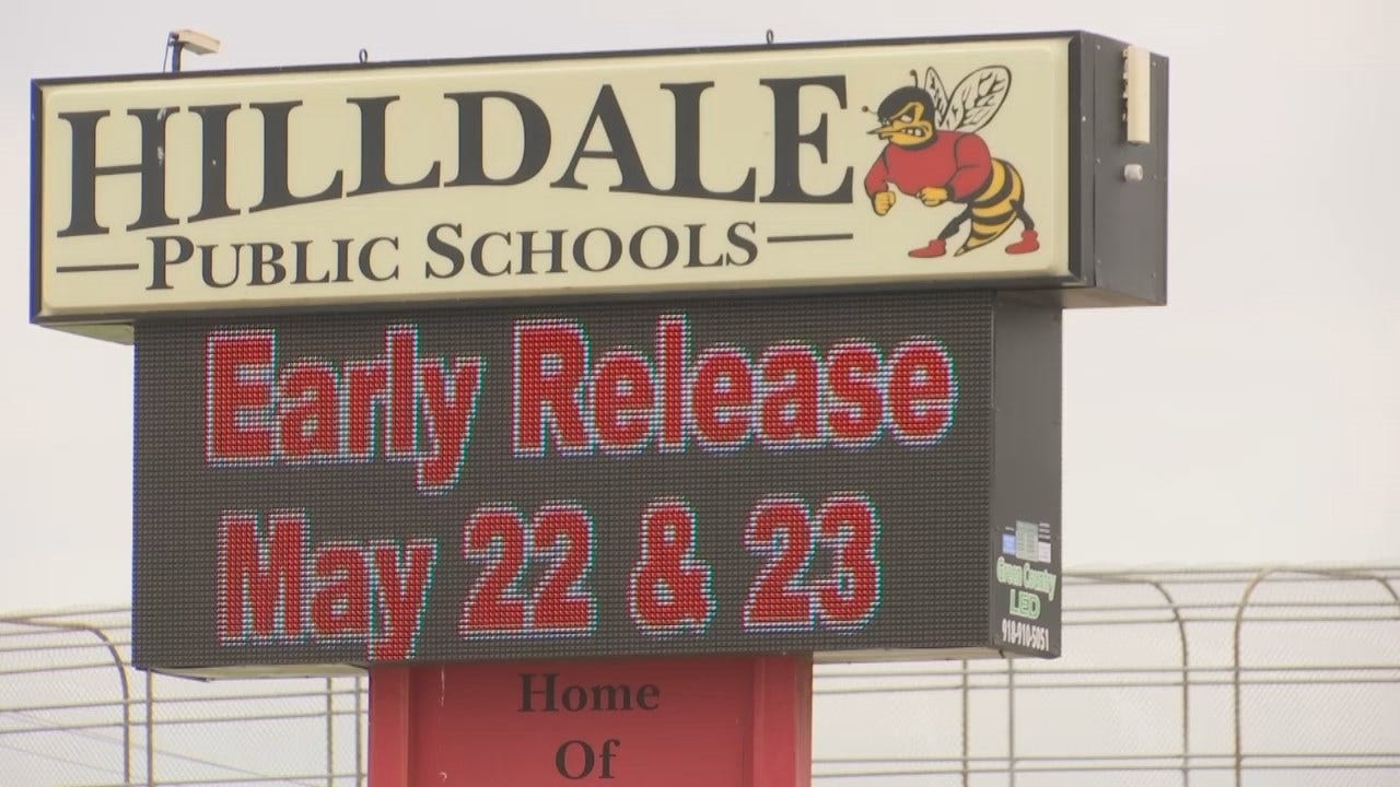 Hilldale Schools Opens Safe Rooms To The Public