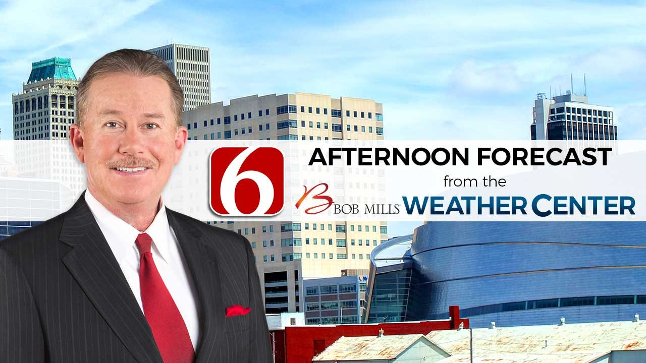 Saturday Afternoon Weather With Travis Meyer