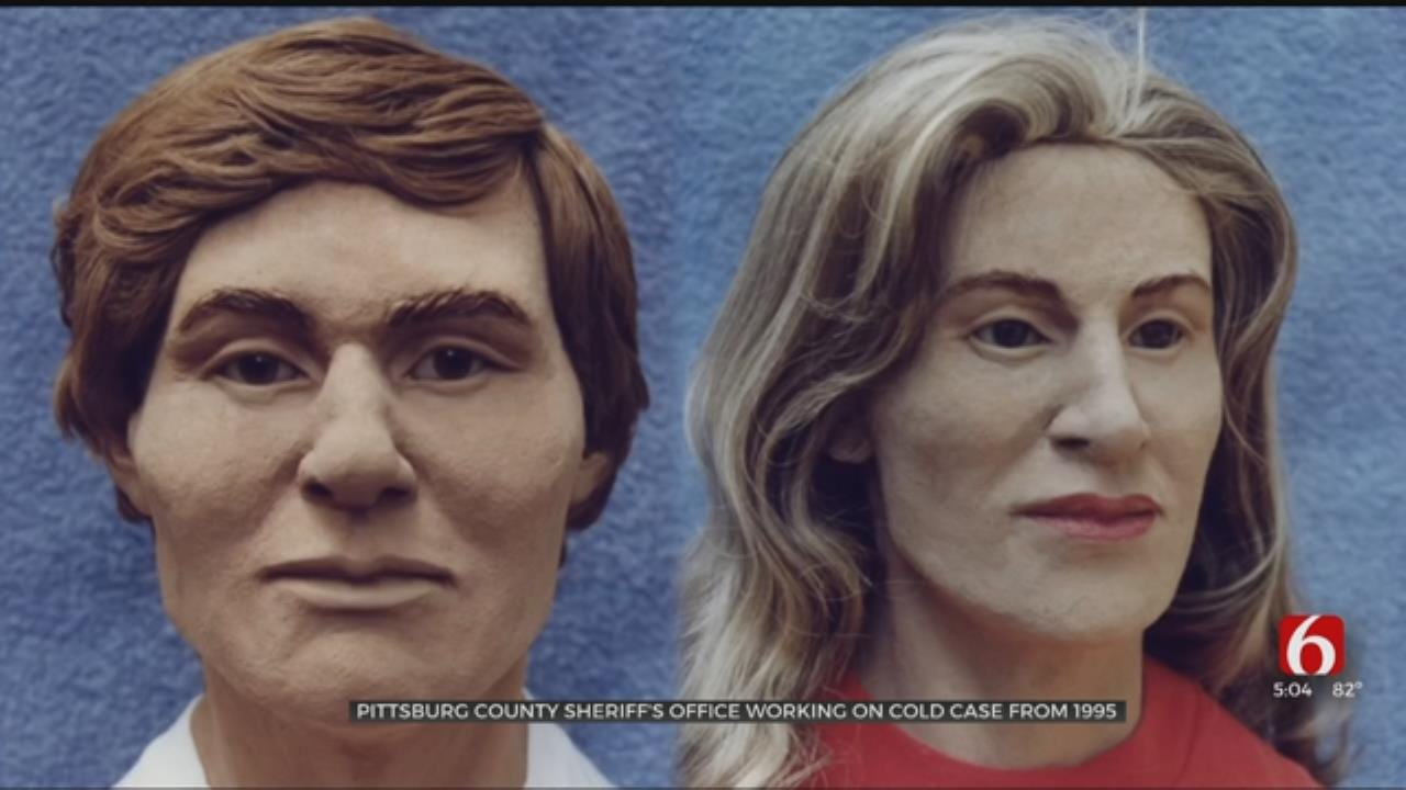 Pittsburg County Sheriff's Office Working On Cold Case From 1995