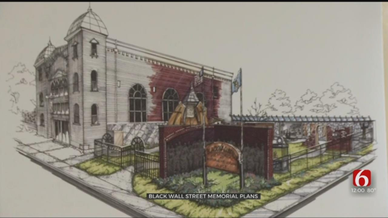 Plans Revealed For Memorial Honoring Black Wall Street, Tulsa Race Riot