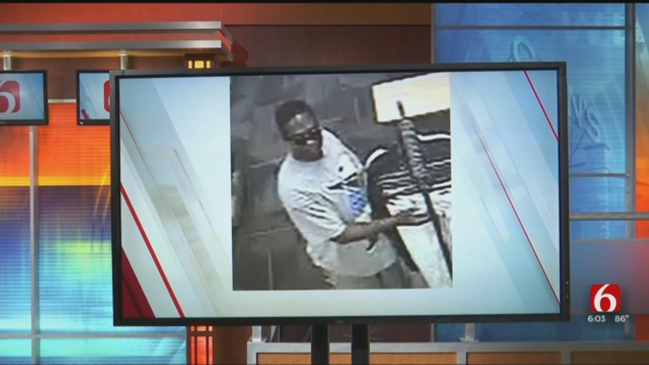 Tulsa Police Searching For Suspects Following Promenade Mall Theft