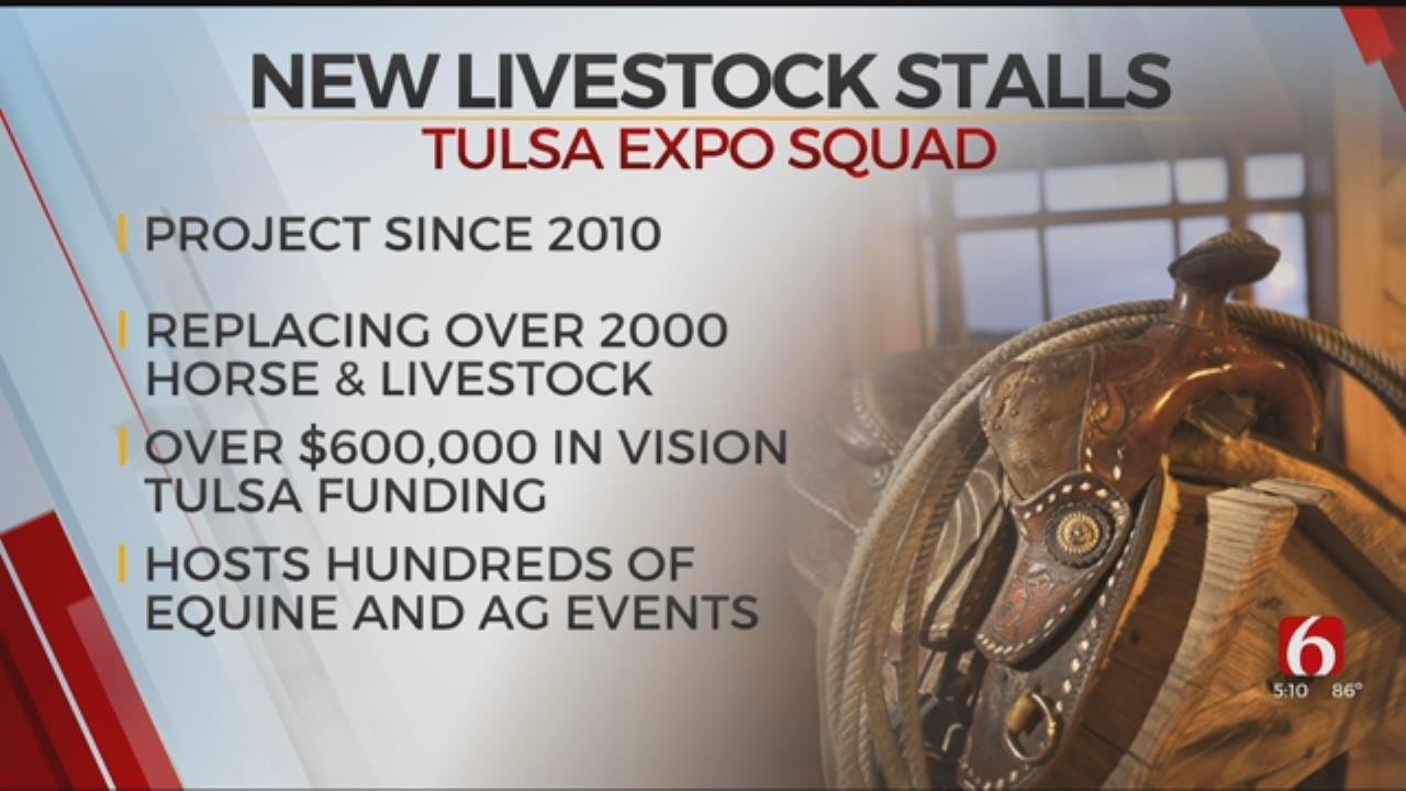 After 9 Years, Tulsa Expo Project Now Complete
