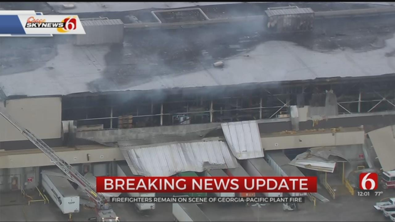 Operations Suspended: Muskogee Plant Closed To Workers After Explosion