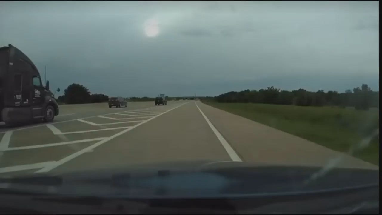 WHOA! OHP Releases Video From Scary Crash