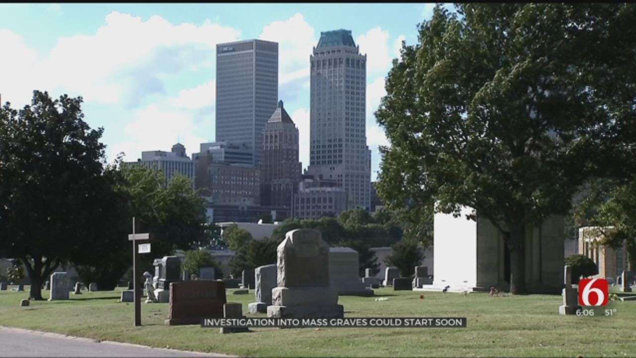 Tulsa To Search For Mass Graves In 1921 Race Massacre