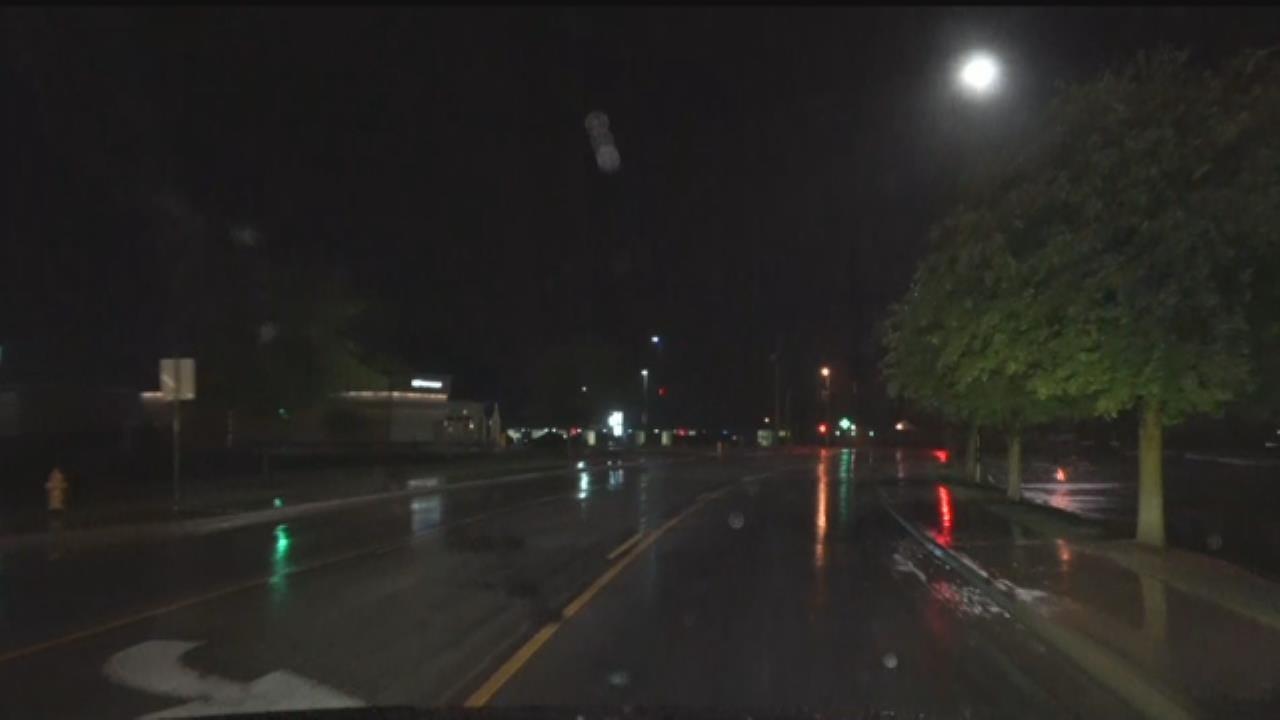 News On 6 Storm Tracker Bob Rohloff Tracking Rain, Storms In Tulsa County