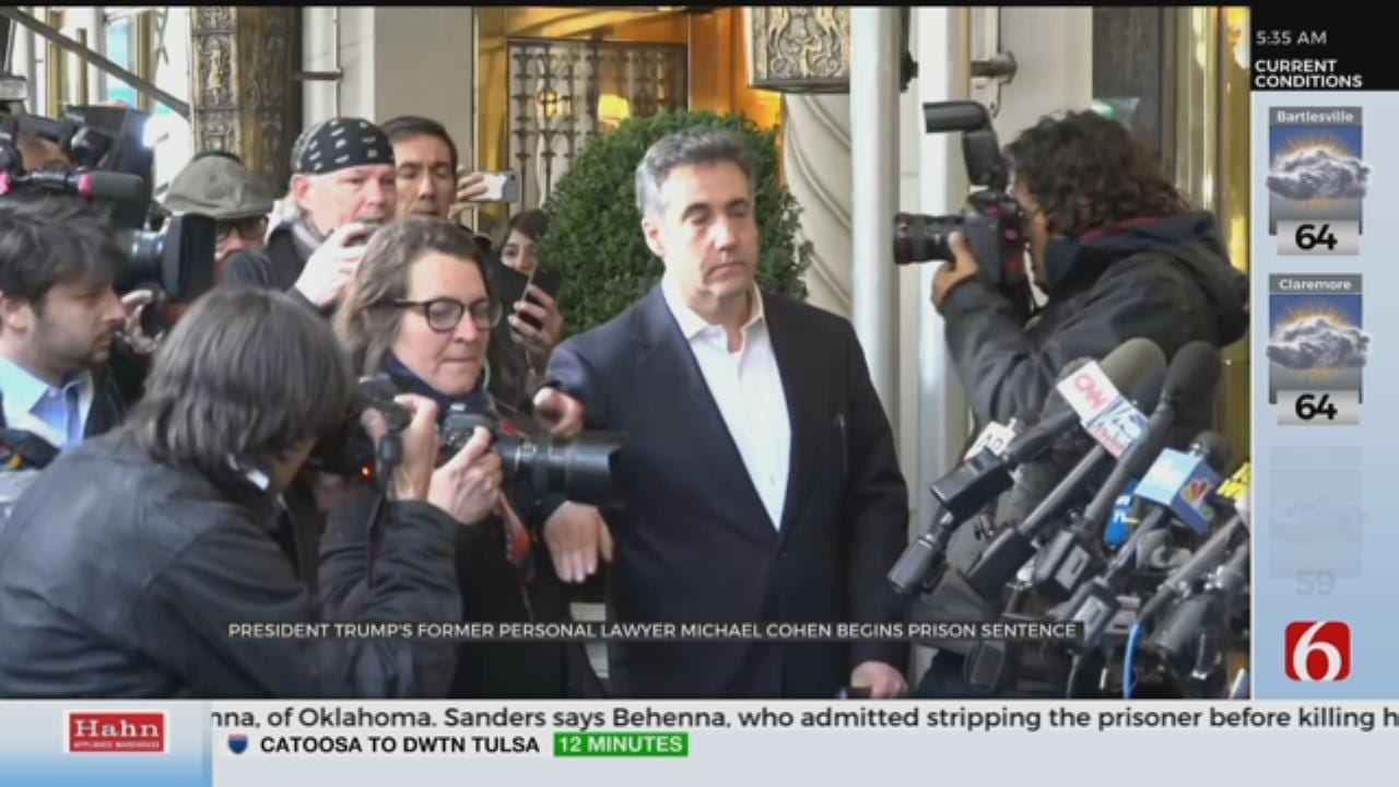 Michael Cohen Reporting To 1 Of America's 'Cushiest Prisons'