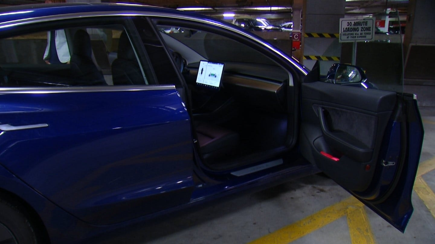 New Bill Looks To Regulate Automated Car Industry In Oklahoma