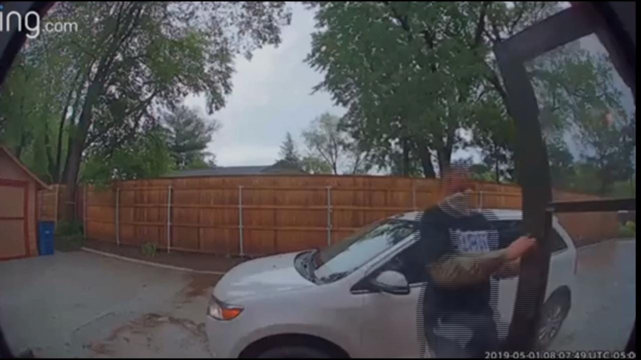 Victim Targeted Twice By Burglar Wants Justice Served