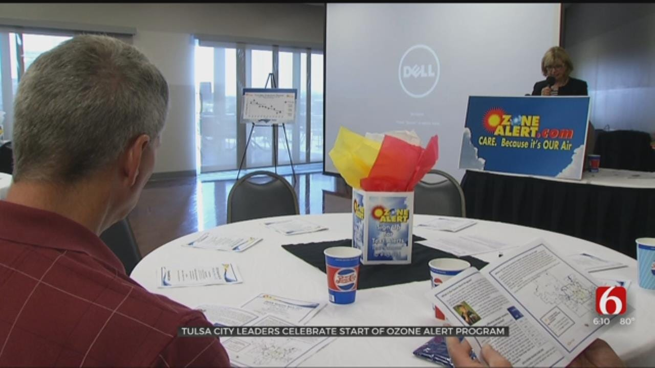 City Leaders Stress Importance Of Maintaining Tulsa Air Quality