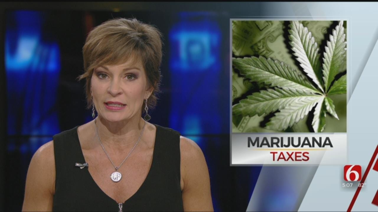 April Oklahoma Medical Marijuana Sales Top $18 Million