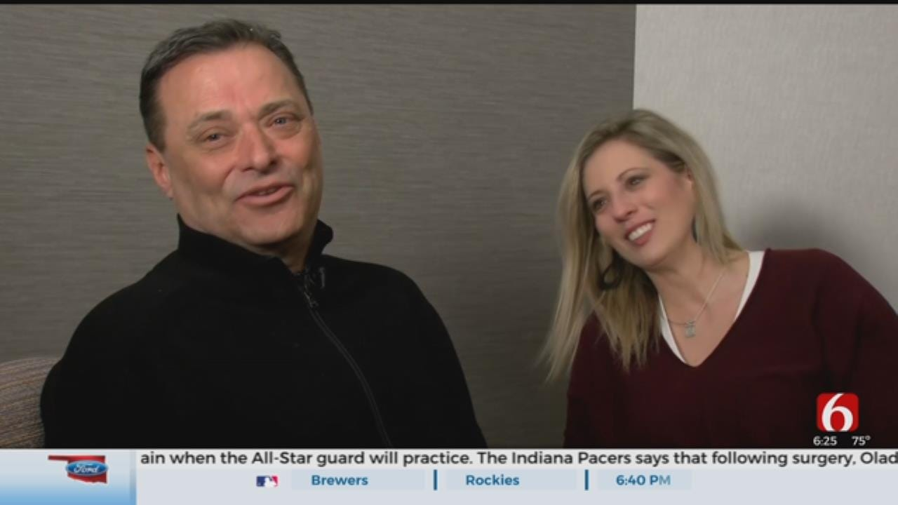 Lifesaver One Year Later: Oklahoma Woman Loses A Kidney But Saves Coach Billy Gillispie
