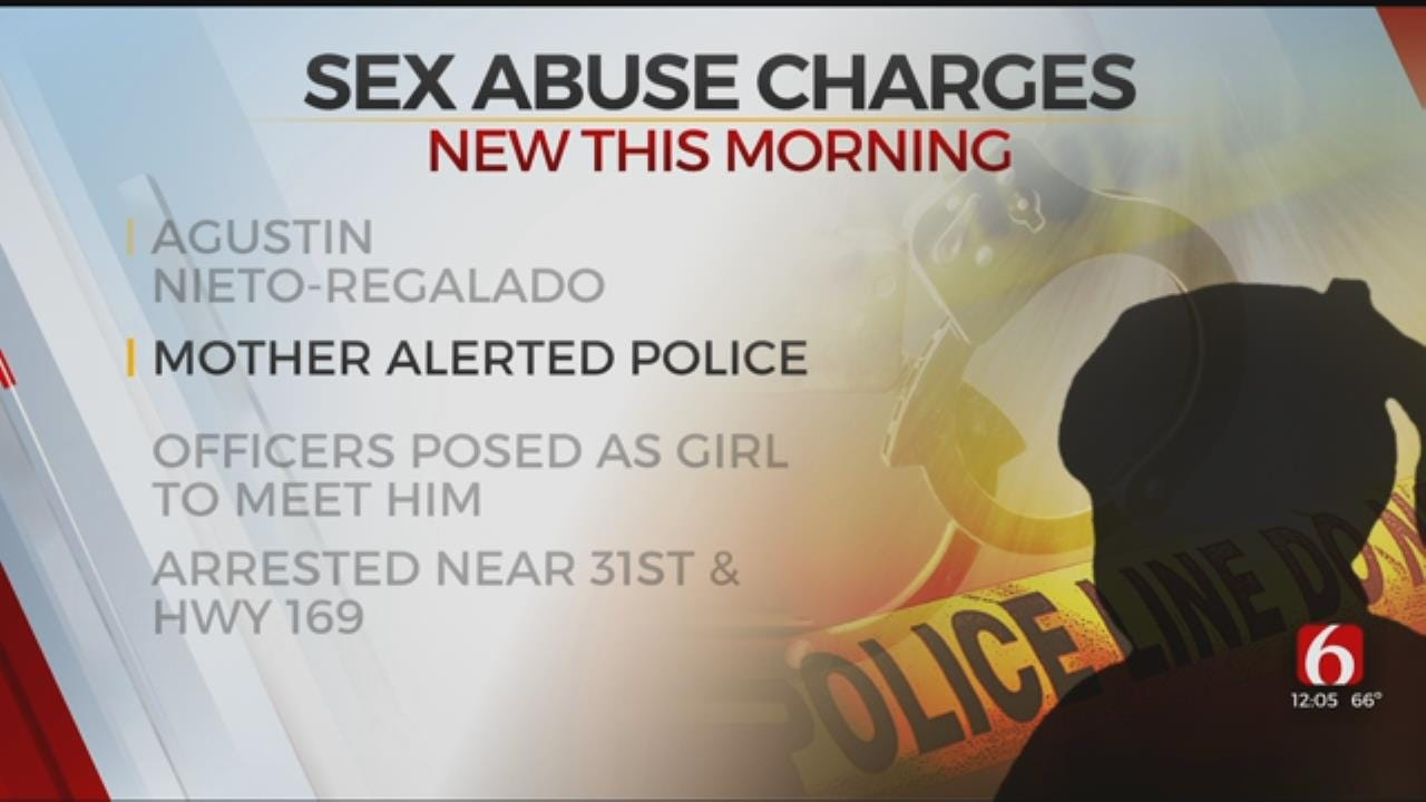 Man Tried To Contact Victim He's Accused Of Molesting, TPD Says