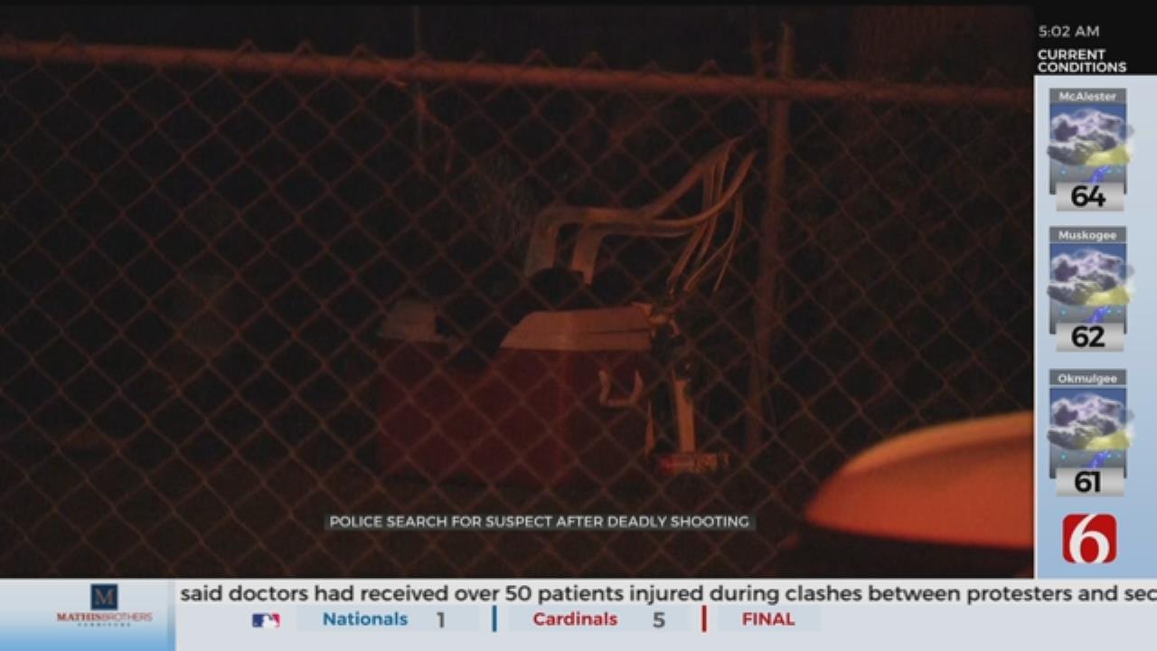 Tulsa Police Identify Shooting Victim