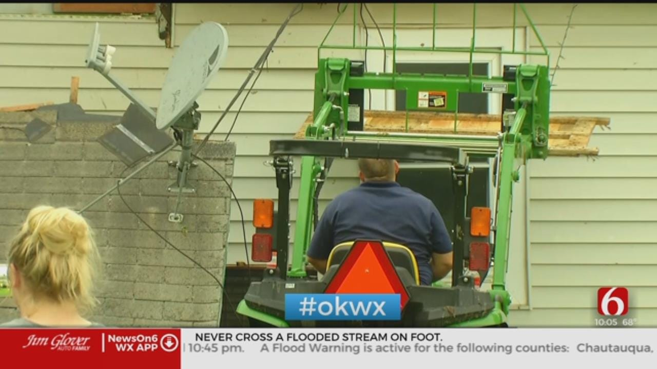 Several Haileyville Businesses Hit Hard By Storms