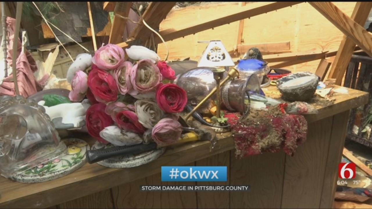 Haileyville Citizens Recovering After Devastating Storm