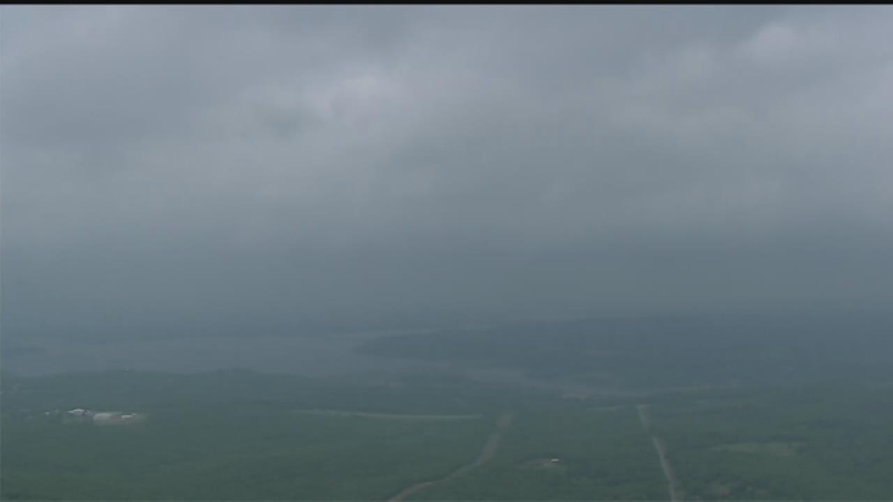 WATCH: Osage SkyNews 6 HD Flies Over Oklahoma Storms