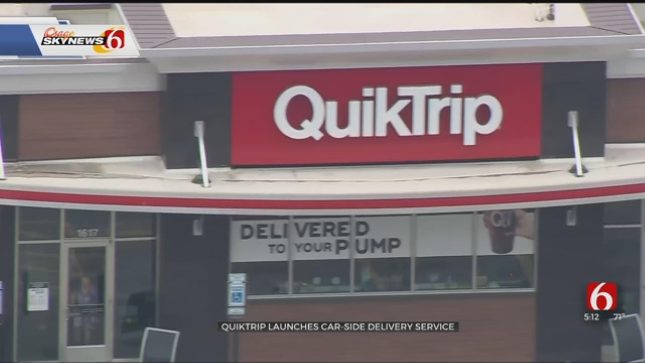 QuikTrip Tests Out Carside Delivery At Select Stores