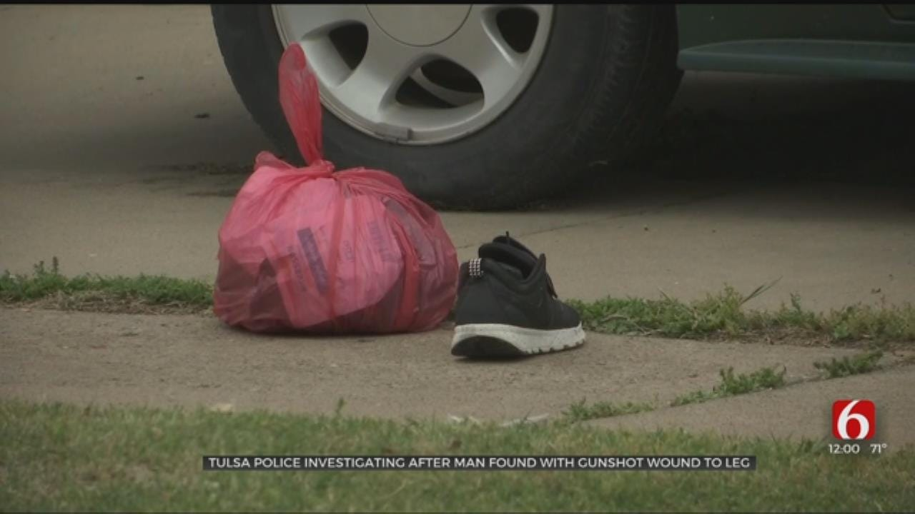 Tulsa Police Investigate Shooting